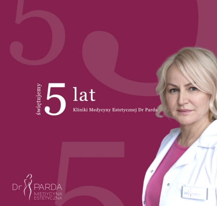 Summary of the clinic's 5 years of operation in the eyes of Dr Parda-Głomska (video)