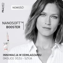 NANOSOFT BOOSTERS - revitalizing treatments around the eyes, neck and mouth